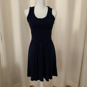 Old Navy Basic Blue Dress.